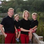 South Carolina – Palmetto Bluff Family Portrait