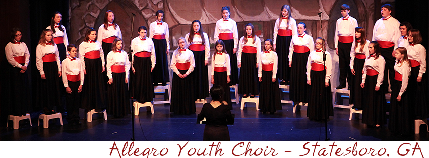 Averitt Youth Choir to Provide Musical Valentines