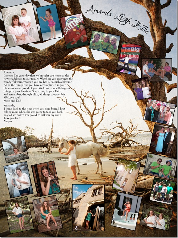 Senior Yearbook Page Layouts Photo Albums - Fabulous Homes Interior