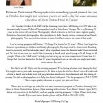Lori Grice addresses Delaware Professional Photographers – Dover, Delaware
