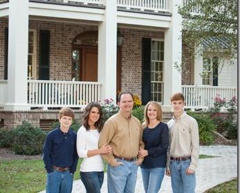 Statesboro Family Portrait
