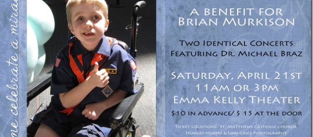 Miracle Music a benefit for Brian Murkison
