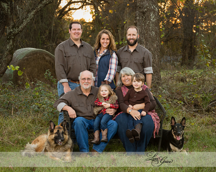 Stringer - Family - Jappy Stringer - Outdoors - On location - Statesboro- Families - Children - Grandchildren