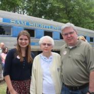 Bellville, Georgia: A train ride through memory lane.