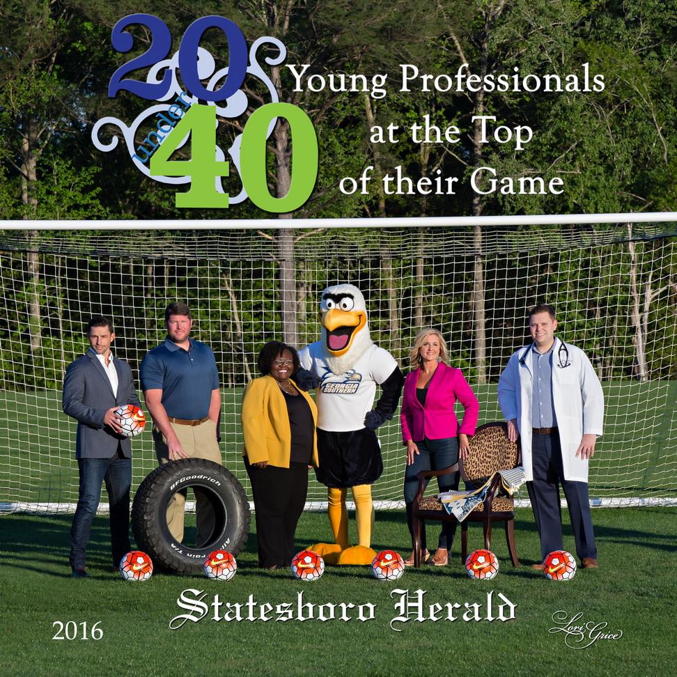 Statesboro Herald 20 under 40