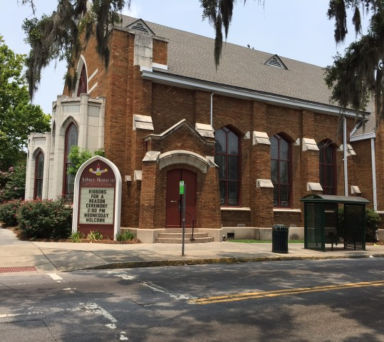 Hurricane Matthew Prayer by Rev. Jan Durham – Asbury Memorial United Methodist Church