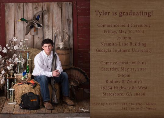 Tyler  Card Back