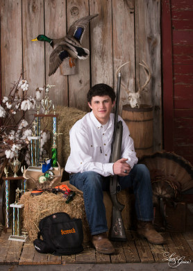 Tyler-Collins-Charter Conservatory-GSU-Formal-Gun-Hunting-Tractor-Woods-Forest-Camoflage-Ducks-V7