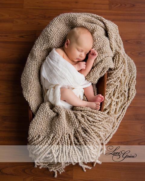 Bowen - Babies-Baby - Bowl - Crochet Blanket-Sleeping - Statesboro - Georgia - Savannah - Studio