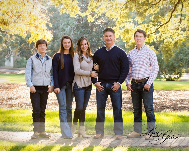 Georgia Southern - Family - Portrait - Siblings