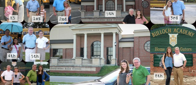 Edie Grace's First Day of School – 10th Grade SHS
