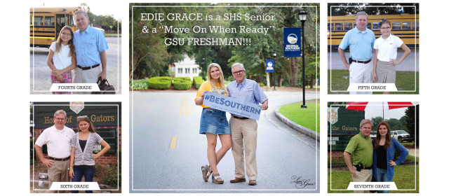 Edie Grace SHS Senior and GSU Freshman